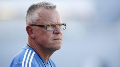 Janne Andersson VM 2018 Sverige