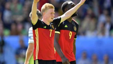 Kevin de Bruyne Belgien vs Brasilien sportpanelen speltips