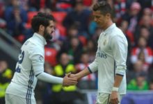 Crisitano Ronaldo och Isco