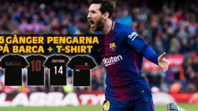 FC Barcelona kampanj