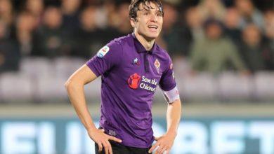 Federico Chiesa, Fiorentina, midfielder