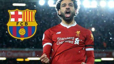 FC Barcelona Mohamed Salah