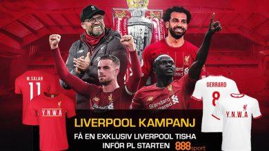 Liverpool kampanj sportpanelen