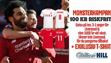 Liverpool kampanj william hill
